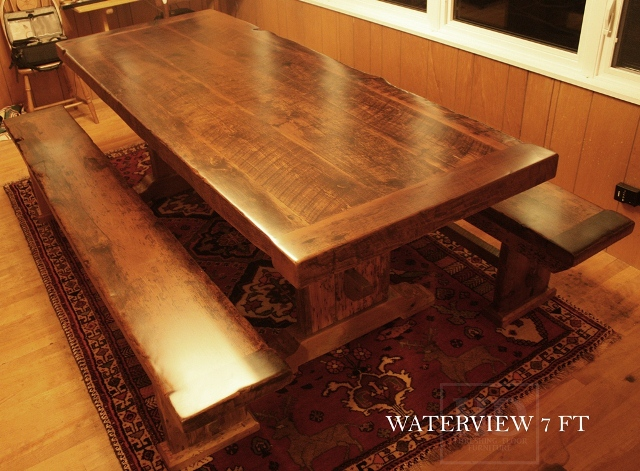 NEW: 3″ Top Option - Made from old barn joists | Blog