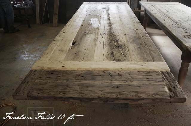 Matte Finish Epoxy : A big table for room