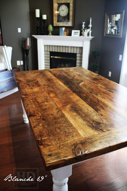 Another Option For Our Reclaimed Harvest Tables Blog
