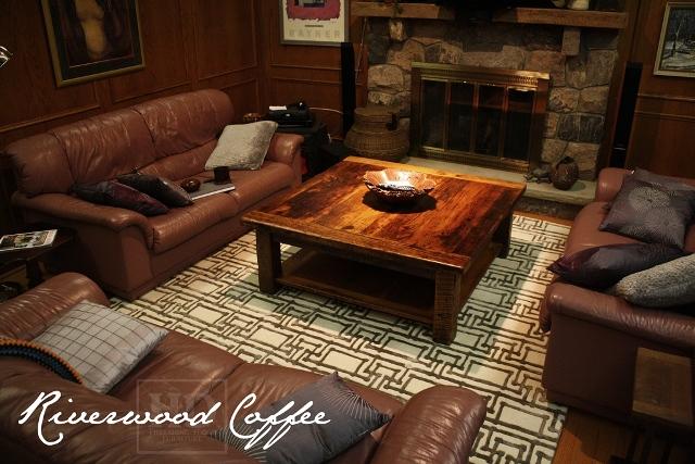 Epoxy Threshing Floor Coffee Tables  Blog