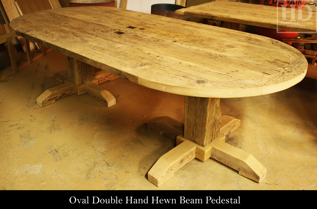 Up and Coming Design! Double Pedestal Tables  Blog