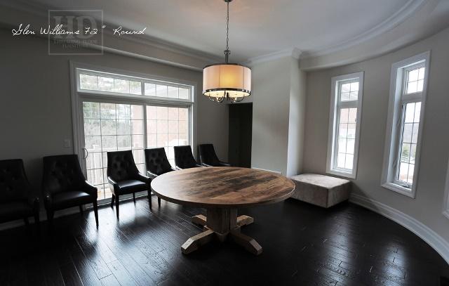 Distressed Ontario Barnwood Tables With Epoxy Finish Blog