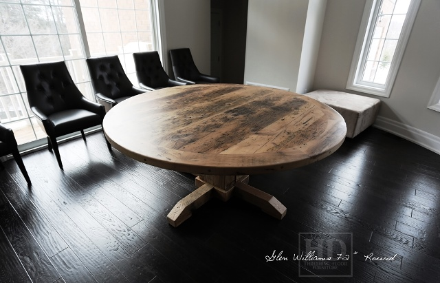 Distressed Ontario Barnwood Tables With Epoxy Finish Blog
