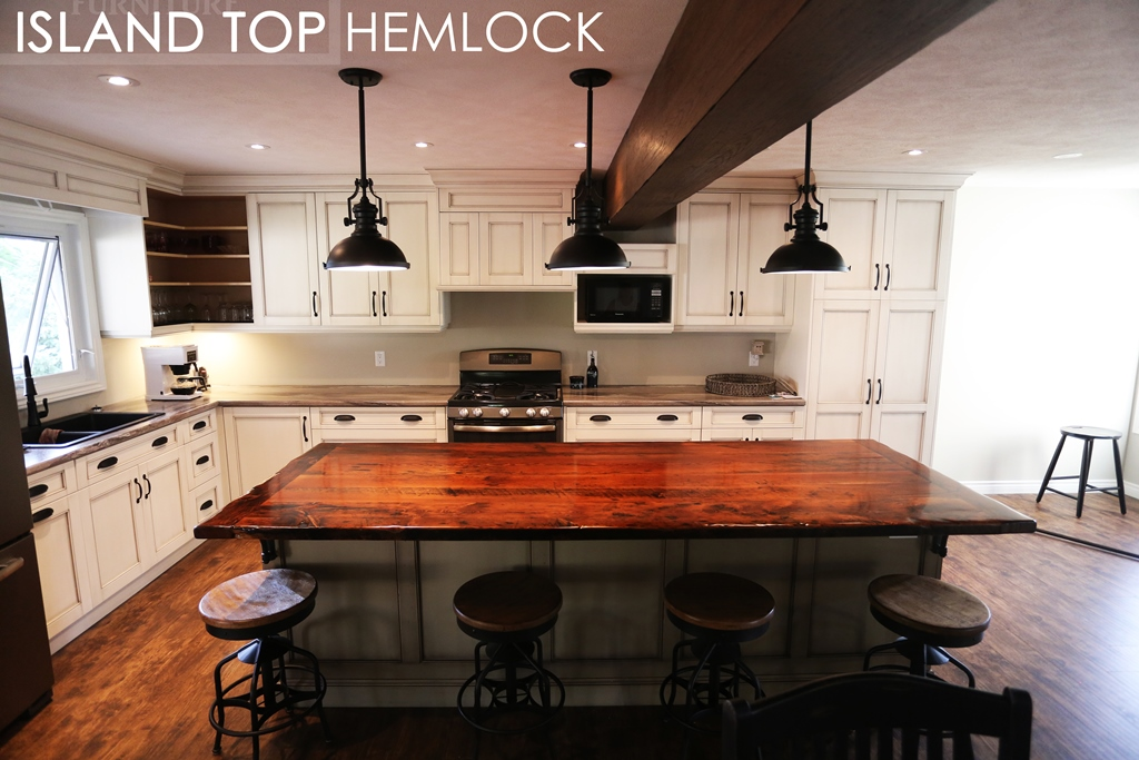 wood tops for kitchen islands reclaimed tops with epoxy finish for existing islands 26250