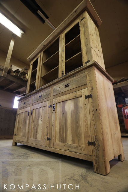 Reclaimed Wood Hutches Cabinets Ontario Gerald Reinink 9 Blog