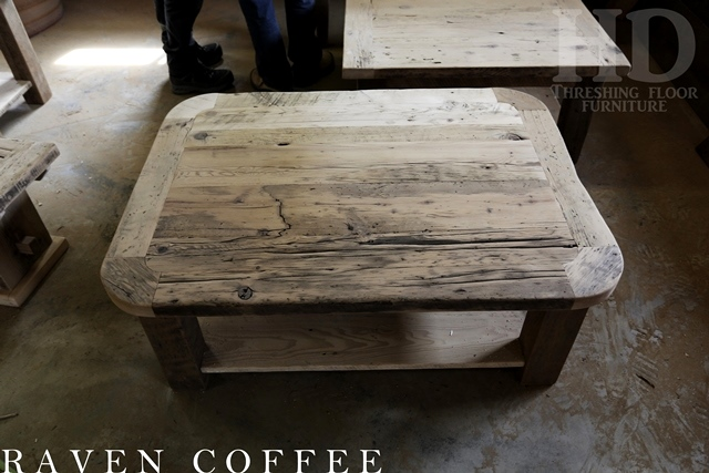 Rustic Coffee Table Gerald Reinink 8 Blog