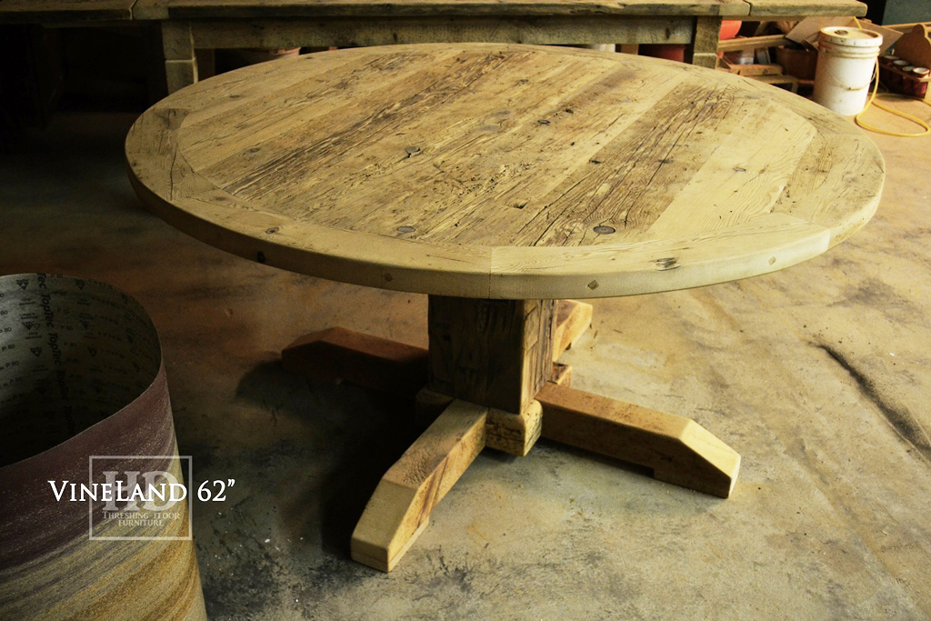 Blog hd threshing reclaimed wood furniture page 18 for Threshing floor
