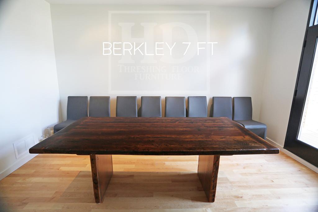 Reclaimed Wood Kitchen Table Toronto Best Ideas 2017
