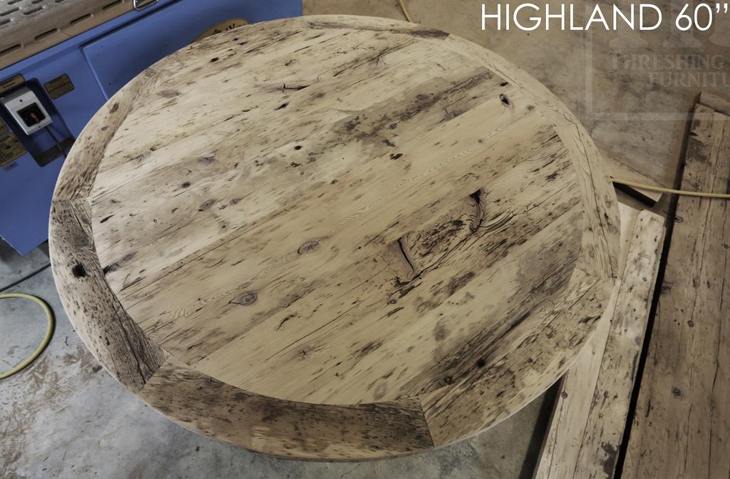 Reclaimed Wood Table Epoxy Polyurethane Finish Highland Kitchener Ontario Gerald Reinink 10 Blog