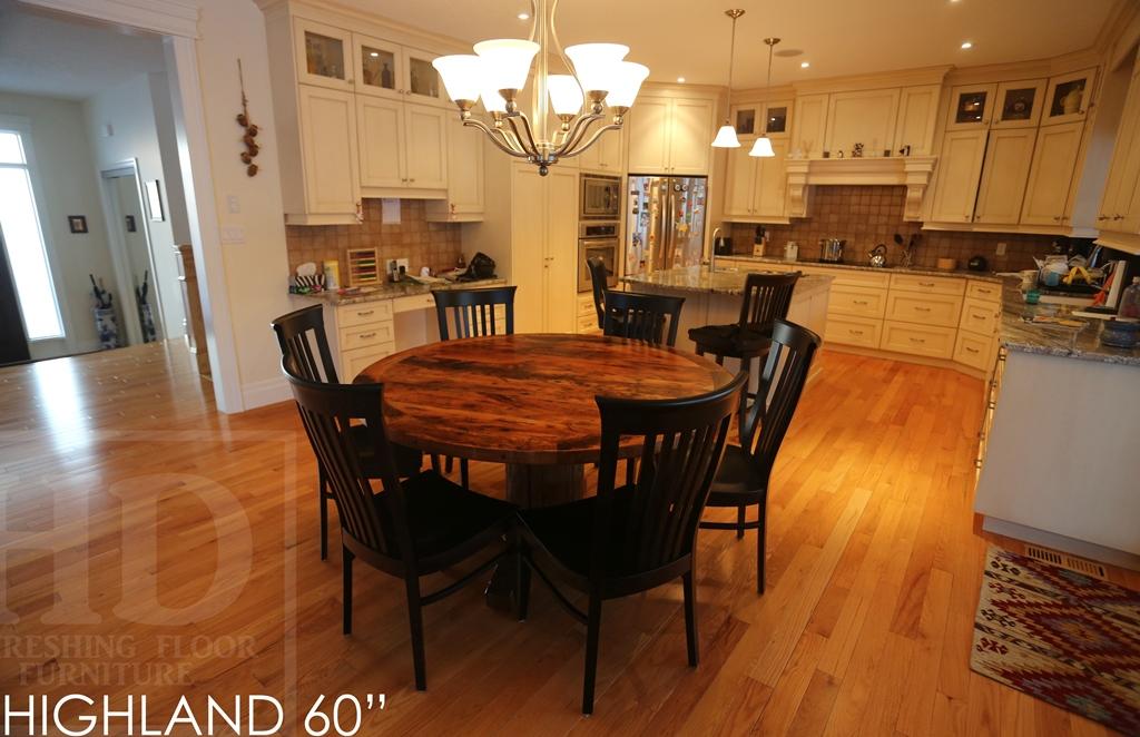 Reclaimed Wood Table Epoxy Polyurethane Finish Highland Kitchener Ontario Gerald Reinink 6 Blog