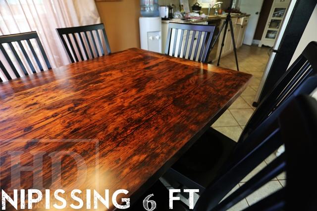 custom reclaimed wood table in kitchener ontario blog custom reclaimed wood table in kitchener ontario blog