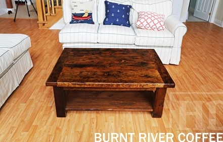 Reclaimed Wood Coffee Tables Ontario, Coffee Table, Rustic Cottage Furniture,  Reclaimed Wood Furniture