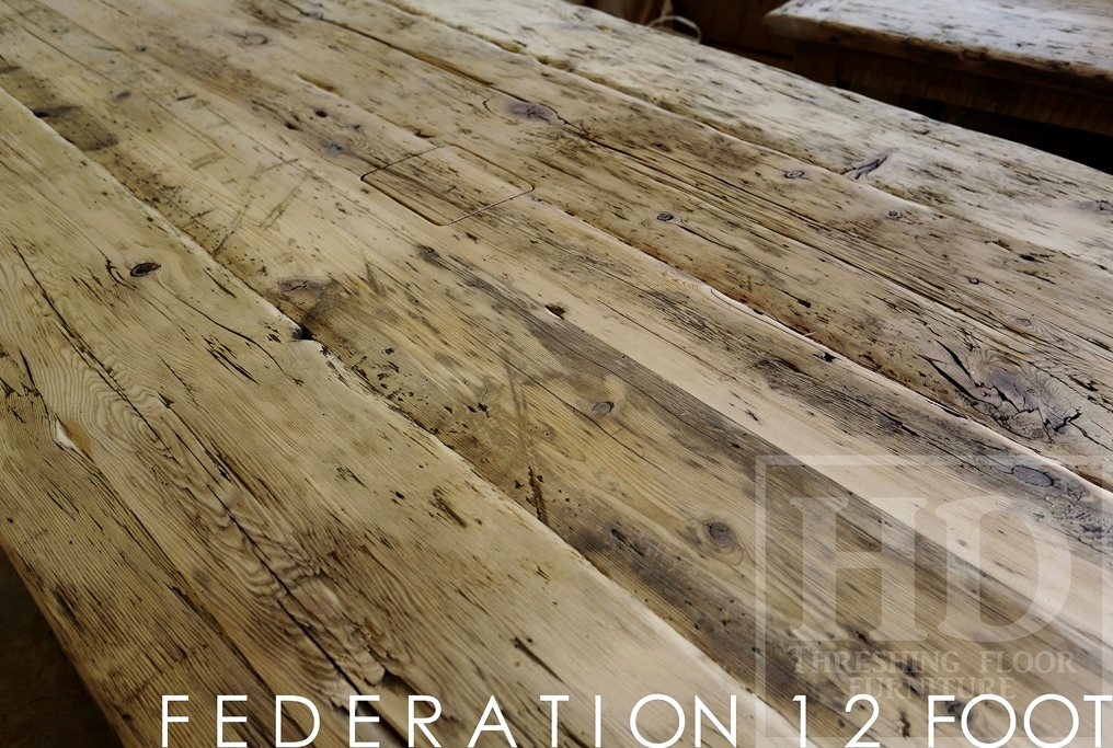 Large Guelph Boardroom Table Modern Amp Reclaimed