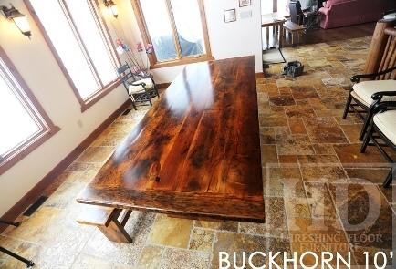 Reclaimed Wood Tables Ontario HD Threshing Floor Furniture   Blog