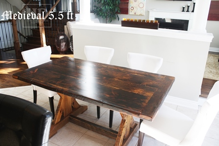 Solid Wood Kitchen Tables Ontario