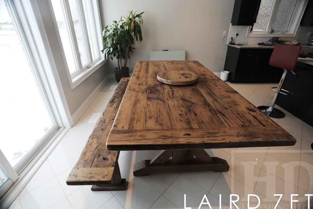 Reclaimed Wood Barnwood Table Binbrook Ontario Epoxy   Blog