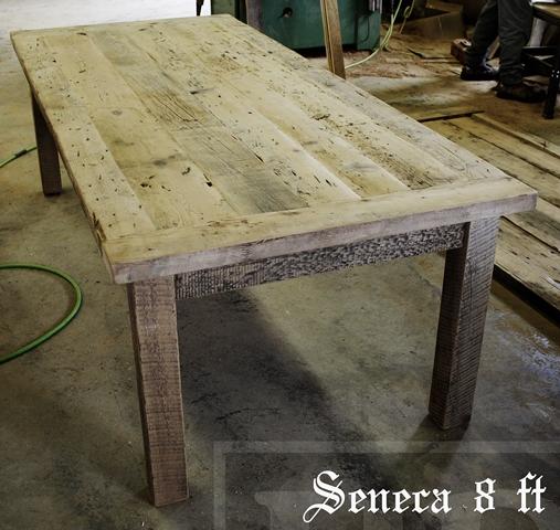 reclaimed wood harvest tables Mississauga Ontario, harvest tables Toronto,  Hemlock, Barnwood, Live