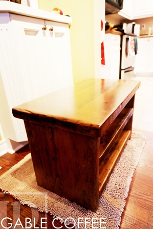 Reclaimed Wood Coffee Tables Ontario, Coffee, Gerald, Threshing Floor, Custom  Coffee Table