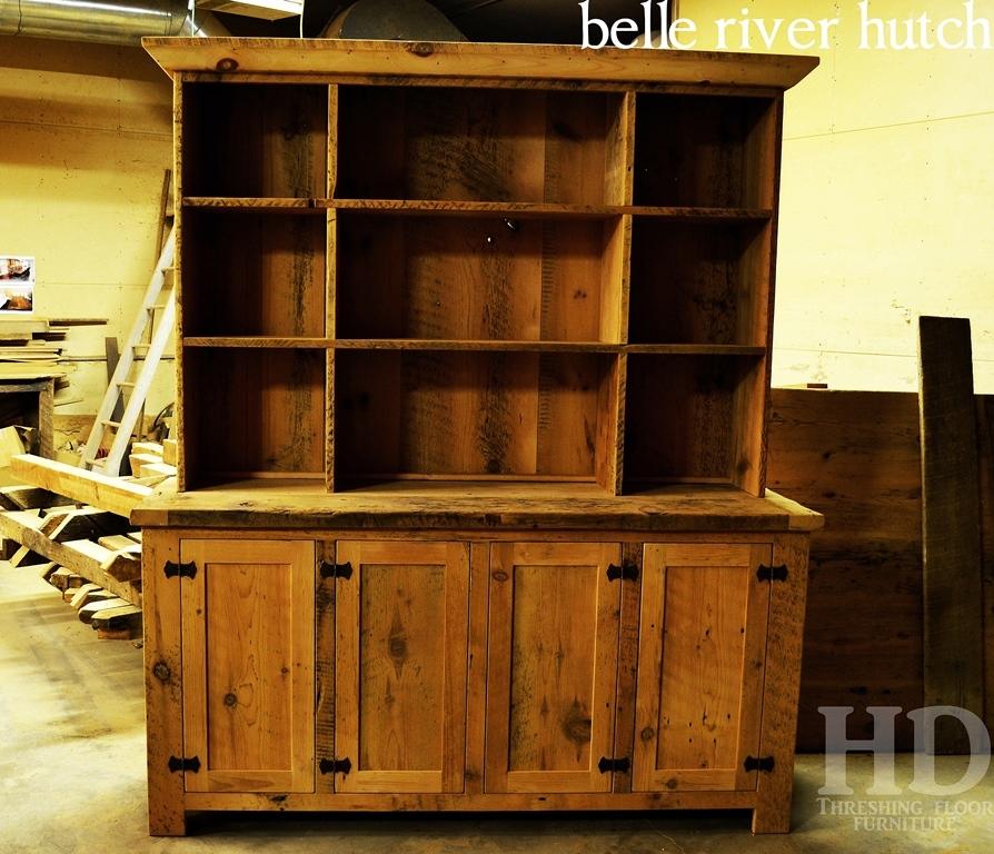 Reclaimed Wood Furniture Belle River Ontario Gerald Reinink HD