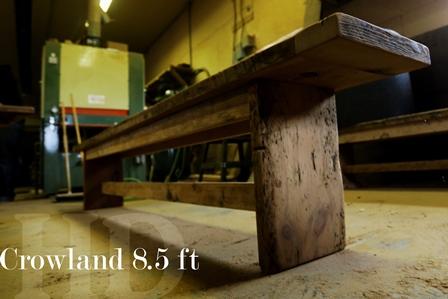 reclaimed wood tables Ontario, epoxy, hemlock, modern old rustic, cottage  table,