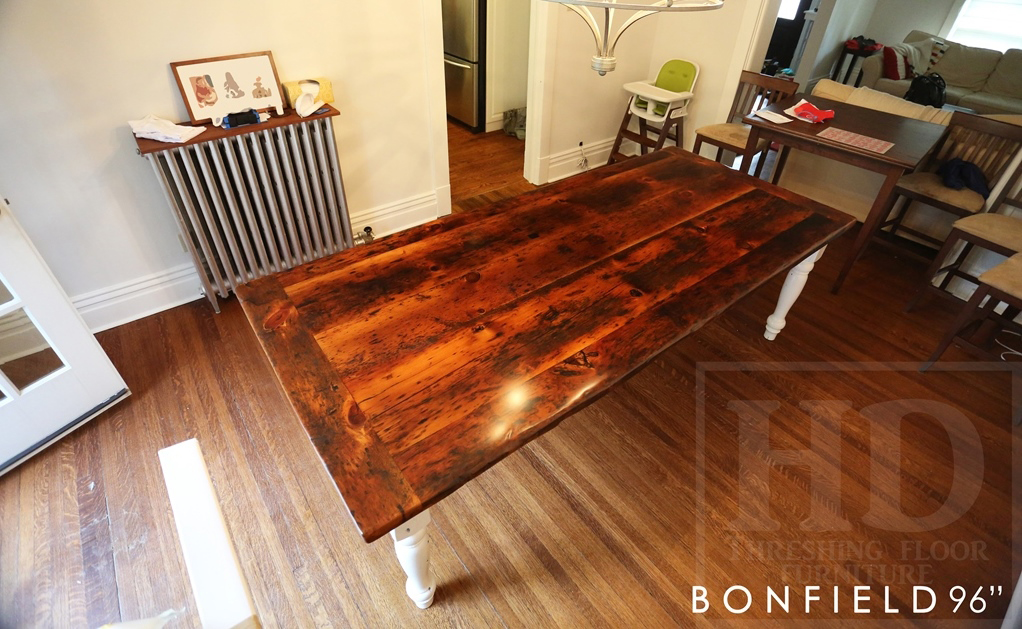 Reclaimed Wood Tables Toronto Ontario Epoxy HD Threshing  Blog