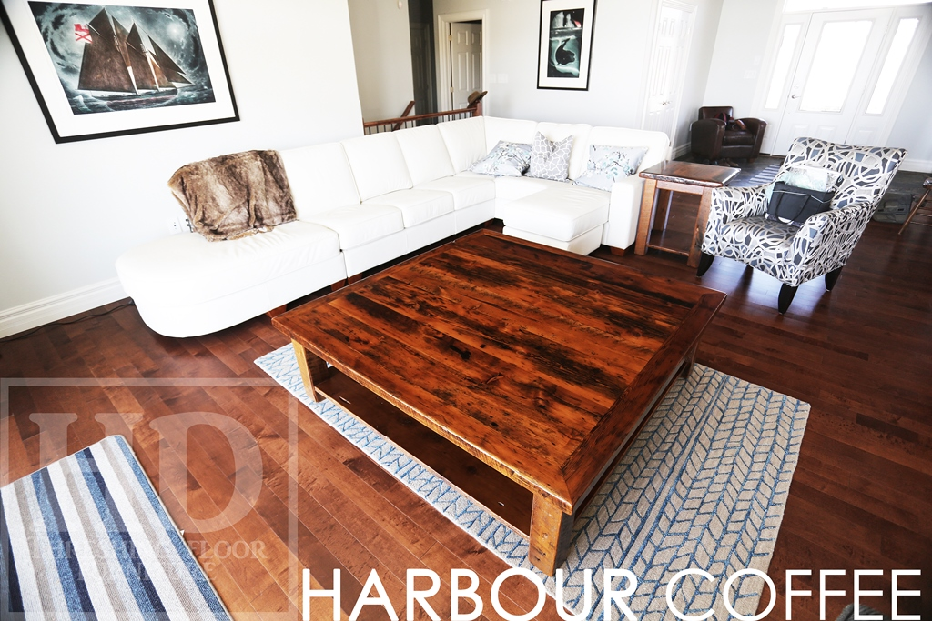 Coffee Tables Ontario, Coffee, Reclaimed Wood Tables Ontario, Hemlock Barnboard  Coffee Tables,