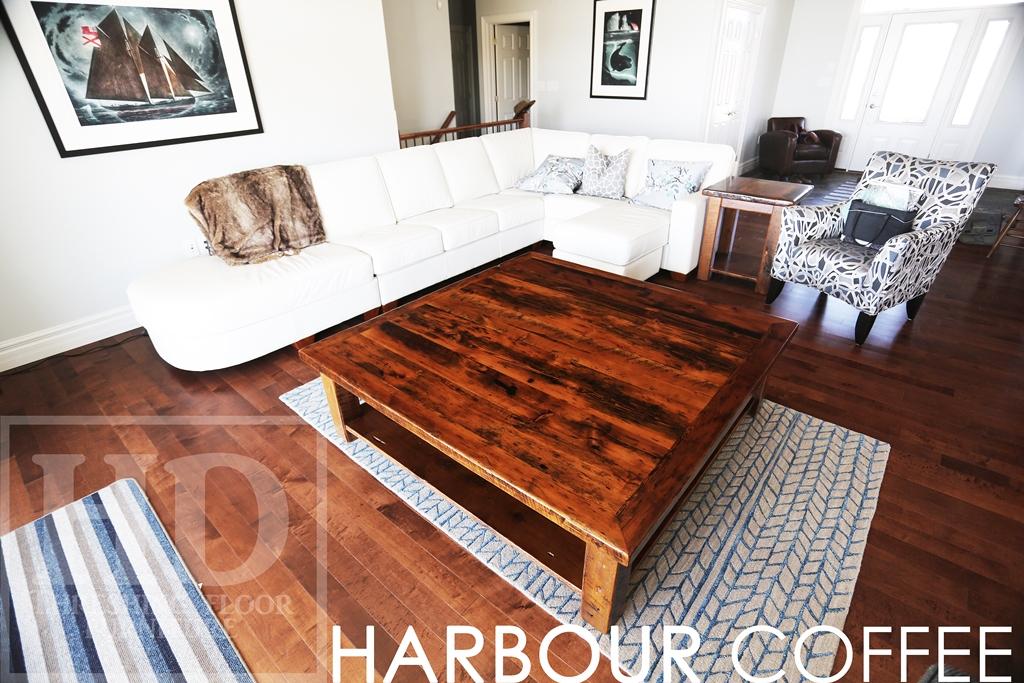 Coffee Tables Ontario, Coffee, Reclaimed Wood Tables Ontario, Hemlock Barnboard  Coffee Tables,