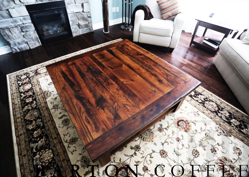 Coffee Table, Niagara Falls, Ontario, HD Threshing Floor Furniture, Rustic  Wood Coffee