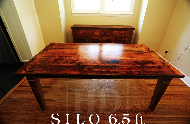 Blog | HD Threshing | Reclaimed Wood Furniture
