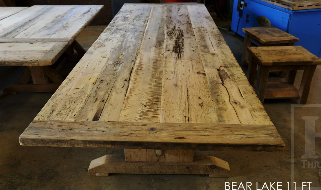 Reclaimed Wood Tables Ontario Toronto 5 Blog Hemlock Cottage
