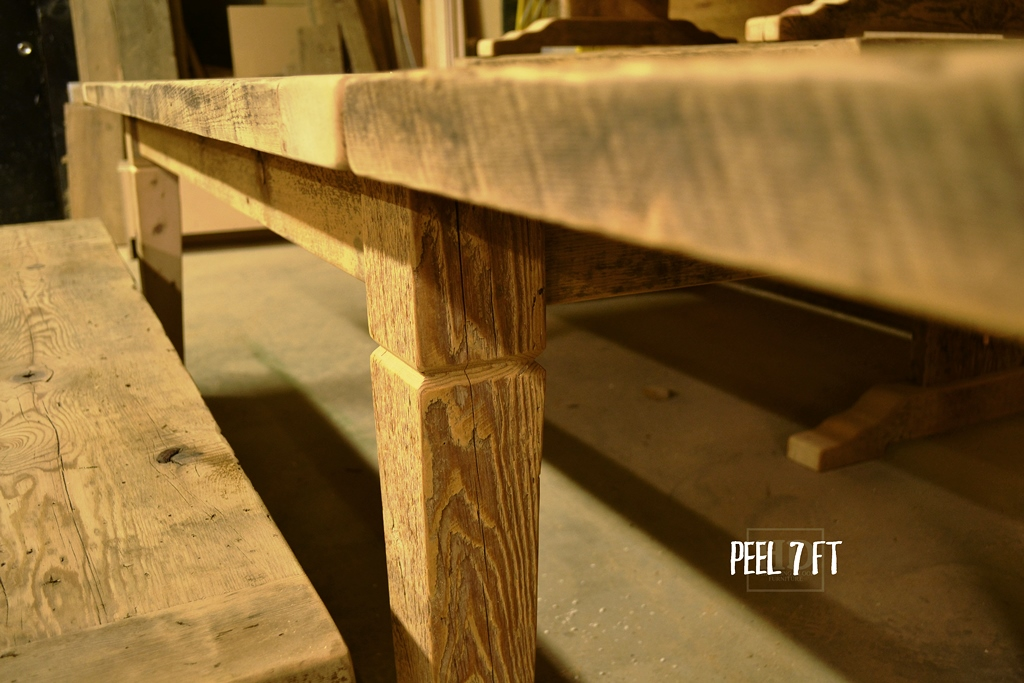 Reclaimed Wood Tables Richmond Hill Ontario   Blog