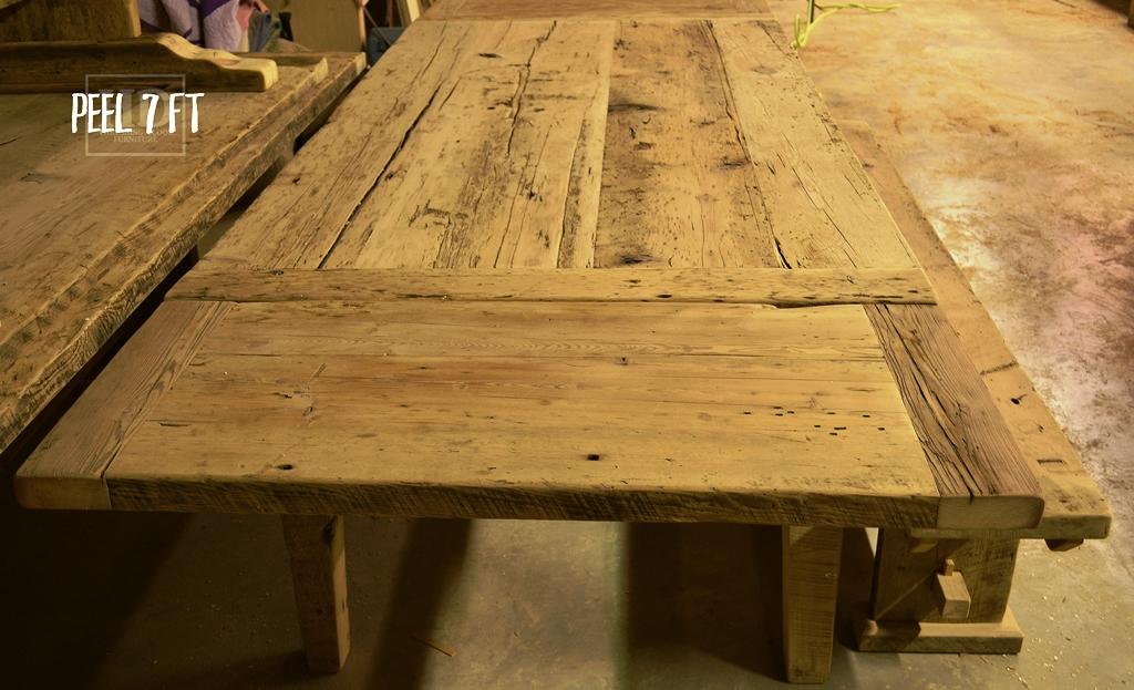 Blog hd threshing reclaimed wood furniture for Threshing floor