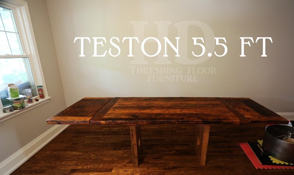 mennonite furniture, Amish Furniture Ontario, reclaimed wood tables Ontario, Toronto, Gerald Reinink, HD Threshing Floor Furniture, harvest table for sale, custom wood furniture, rustic furniture canada