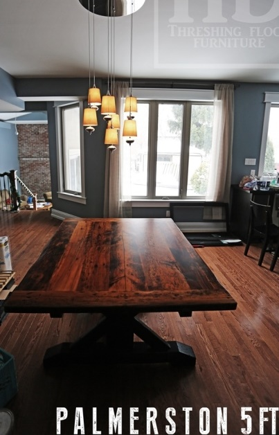 Reclaimed Wood Tables Scarborough Ontario, Ontario, Barnwood, Recycled Wood  Furniture, HD Threshing