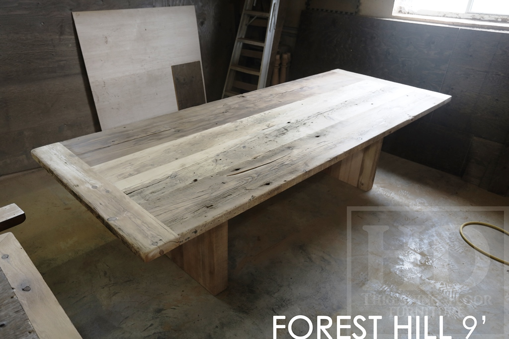 Reclaimed Wood Tables Mississauga Ontario Farmhouse Table Hd Threshing Floor Furniture