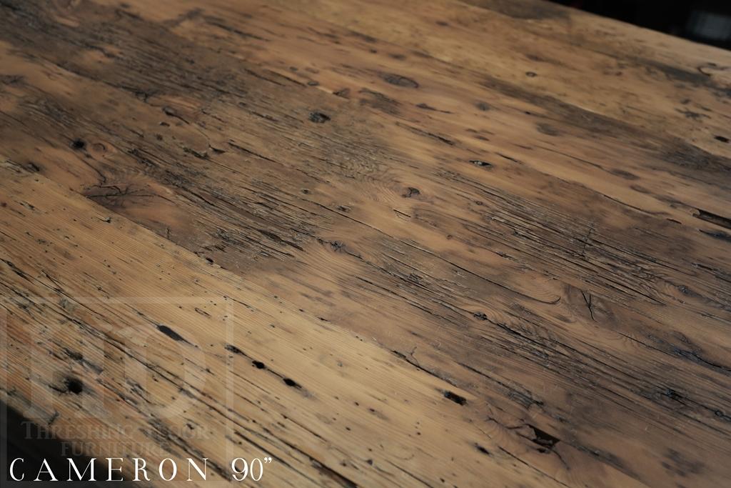 Blog : HD Threshing : Reclaimed Wood Furniture