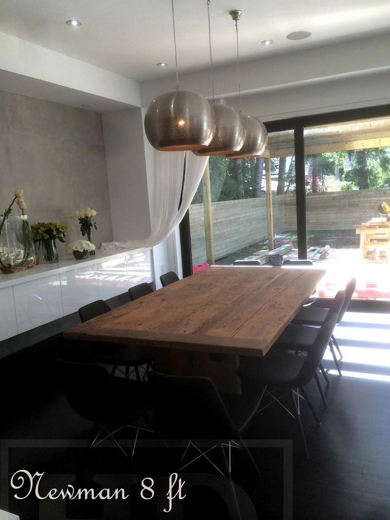 distressed rustic table toronto gerald reinink blog