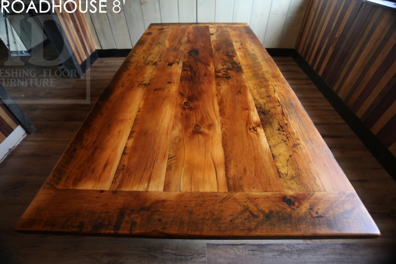 Restaurant Table, Kitchener, Ontario, Gerald Reinink, Epoxy, Farmhouse  Tables, Rustic