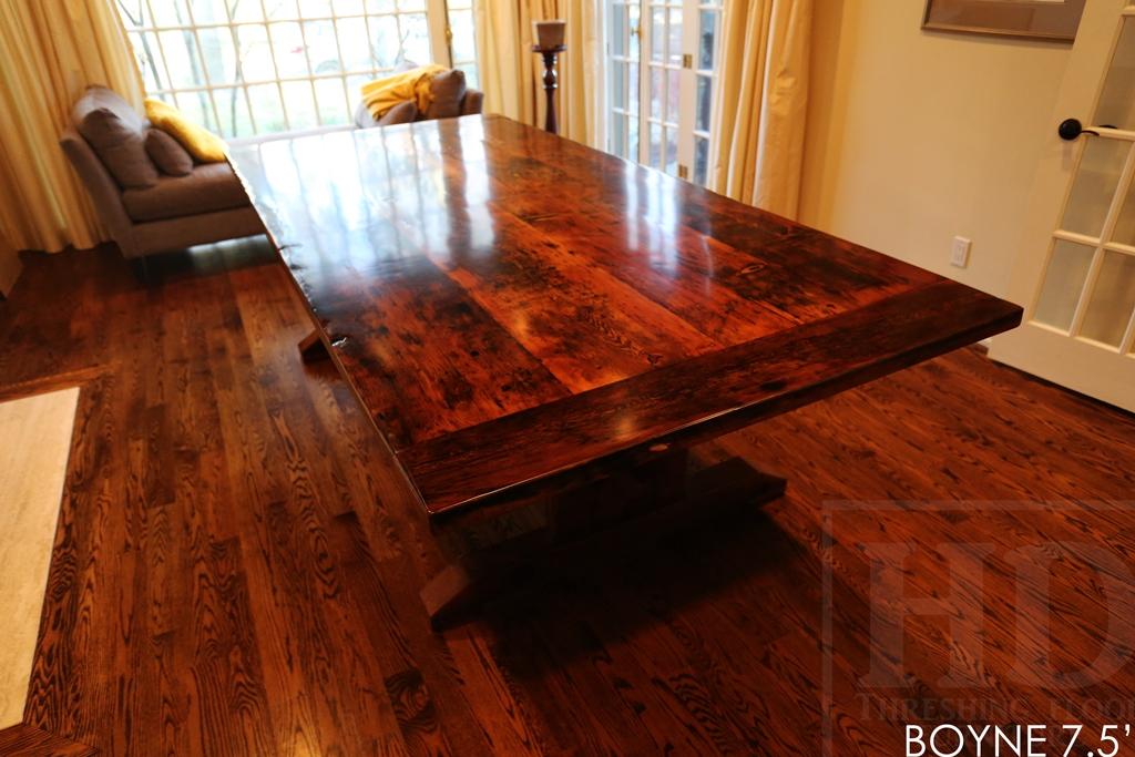 Blog hd threshing reclaimed wood furniture for Burlington wood floors
