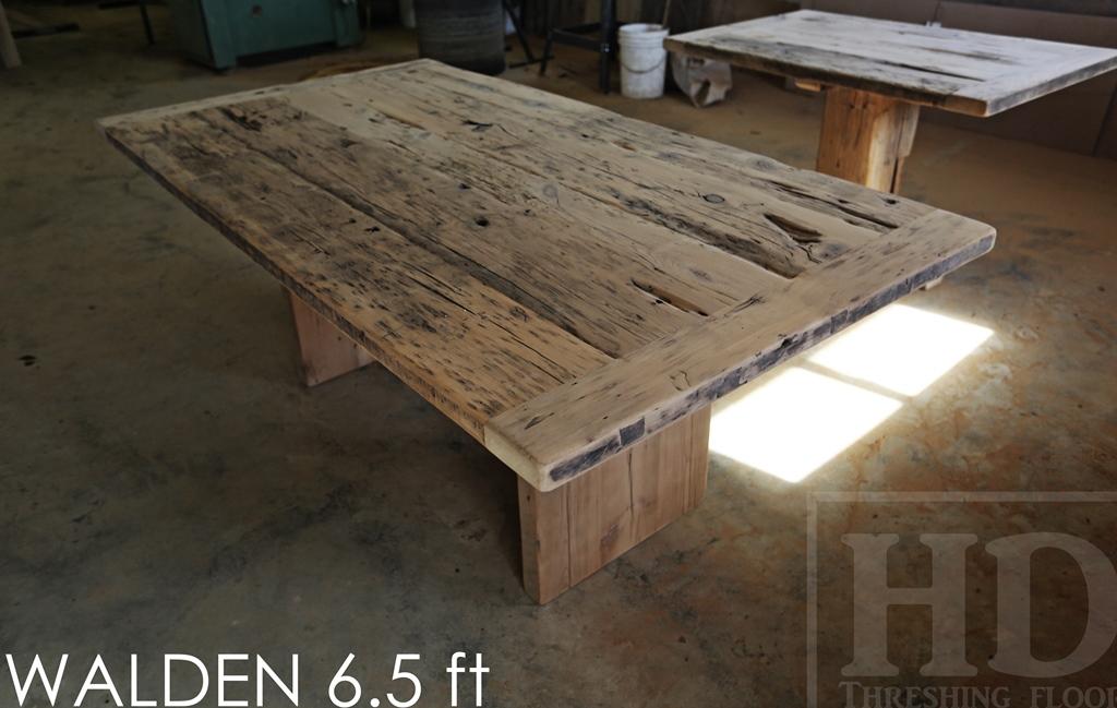 Reclaimed Wood Furniture Oakville Ontario 7 Blog