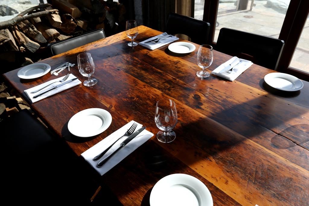 Restaurant Tables Ontario Reclaimed Wood Bar Table Tops