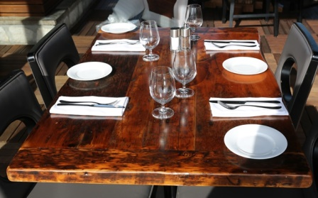 Restaurant Tables Ontario,reclaimed Wood Restaurant Tables, Bar Table Tops  Ontario, Reclaimed Wood