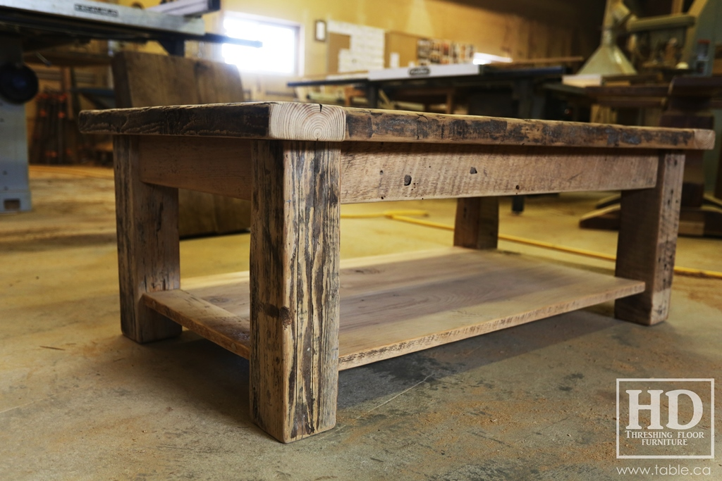 Rustic Wood Furniture Part - 19: Reclaimed Wood Tables Ontario, Unfinished Reclaimed Wood Furniture, Rustic  Wood Furniture, Mennonite Furniture