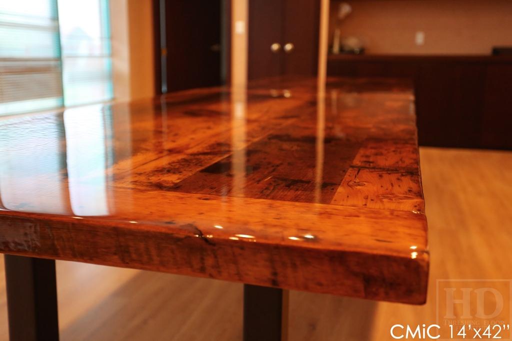 Amazing Custom Metal Tables Toronto Table Design Ideas Interior Design Ideas Philsoteloinfo