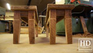 Custom Reclaimed Wood Millwork Ontario Mennonite Furniture
