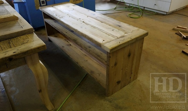 Reclaimed Wood Furniture Cambridge Ontario