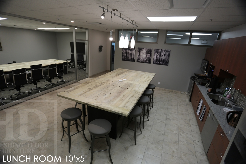 Awesome Reclaimed Wood Lunchroom Table Cambridge Ontario Mennonite Download Free Architecture Designs Scobabritishbridgeorg