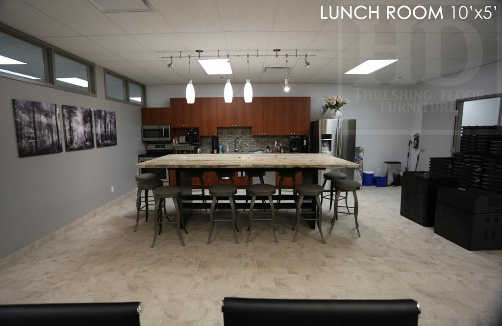 Super Reclaimed Wood Lunchroom Table Cambridge Ontario Mennonite Download Free Architecture Designs Scobabritishbridgeorg