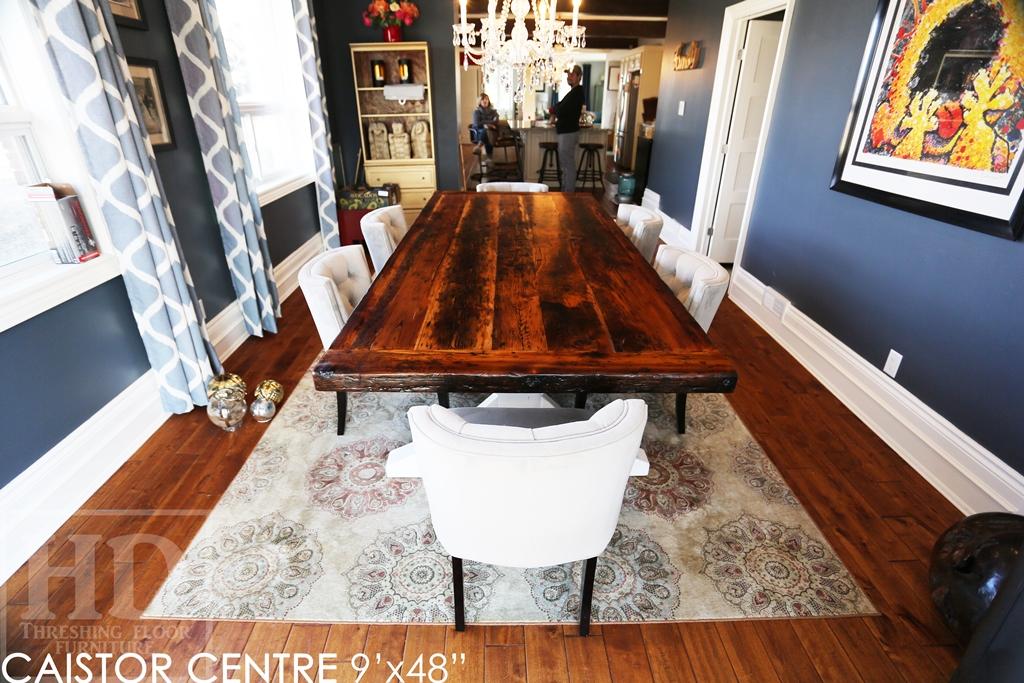 reclaimed wood table Caistor Centre, Ontario, barnwood table, sawbuck table, epoxy finish, custom furniture Ontario,, solid wood furniture, Mennonite Furniture Ontario, rustic table, cottage furniture Ontario