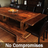Reclaimed Barn Wood Benches
